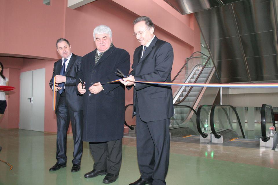 inaugurare centrul expozitional moldova