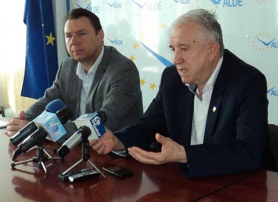 Cristian Dima - Eugen Durbaca ALDE